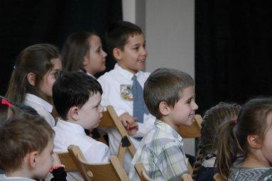najmłodsi uczestnicy tradycji szkolnej Autor: PJurkowski